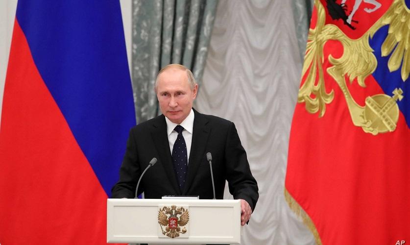Vladimir Putin Dönemi Rus Dış Politikasının Dönüşümü