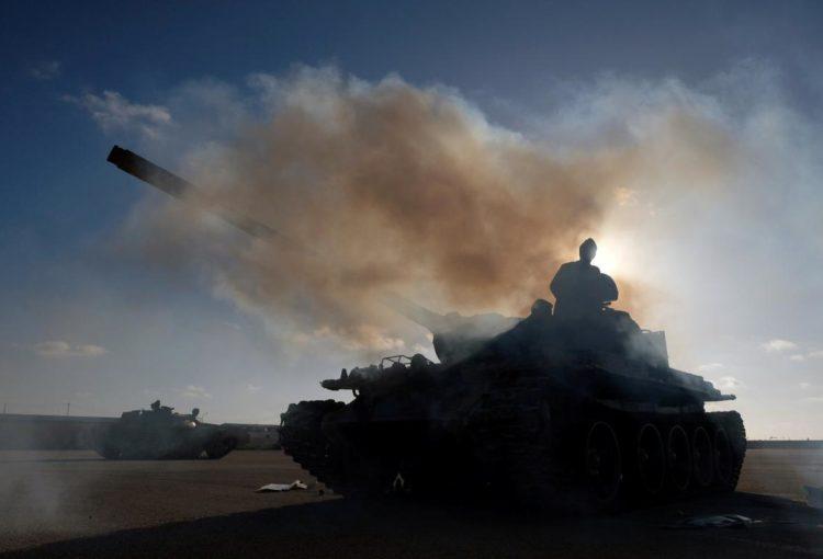 Libya'da Barış Fırtınası Operasyonu ve Türkiye'nin Oyun Değiştirici Rolü