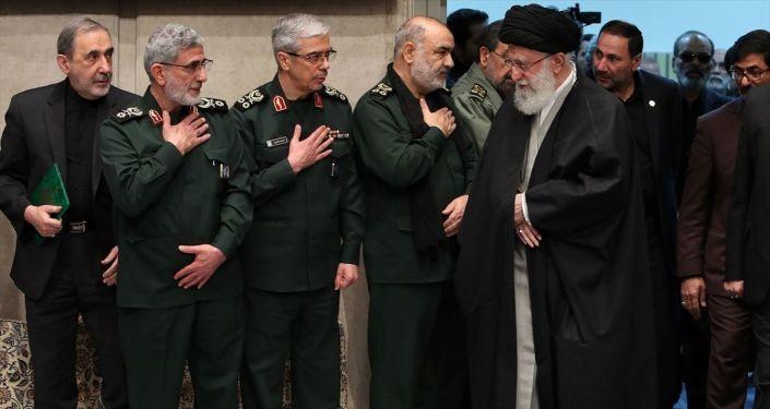 Direniş Ekseni ve İran